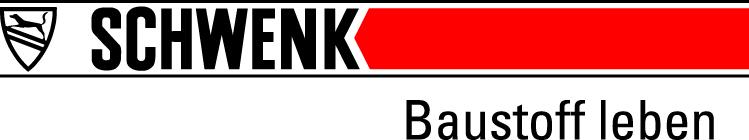 SCHWENK Logo mit Claim farbe